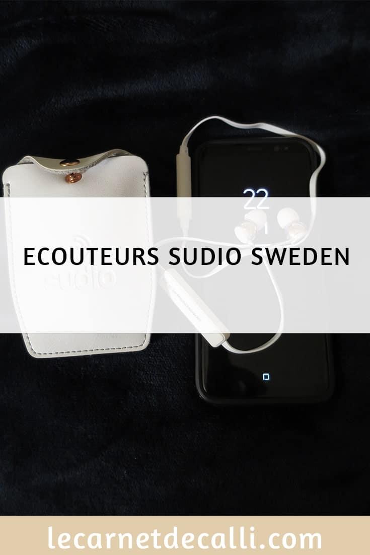 ecouteurs sudio sweden