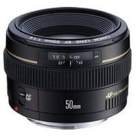 Canon Objectif EF-50mm F1,4 USM