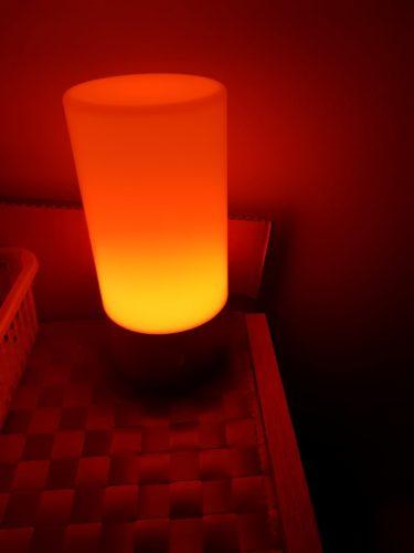Lampe aukey orange