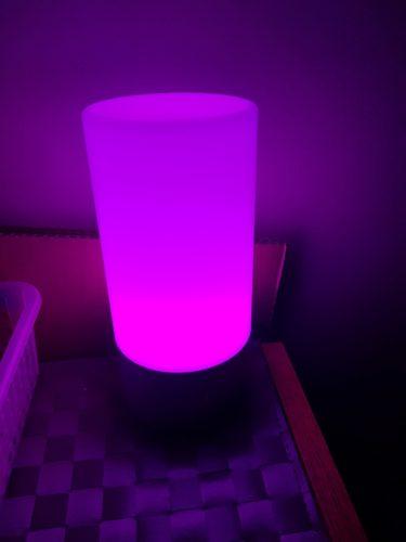 Lampe aukey violet
