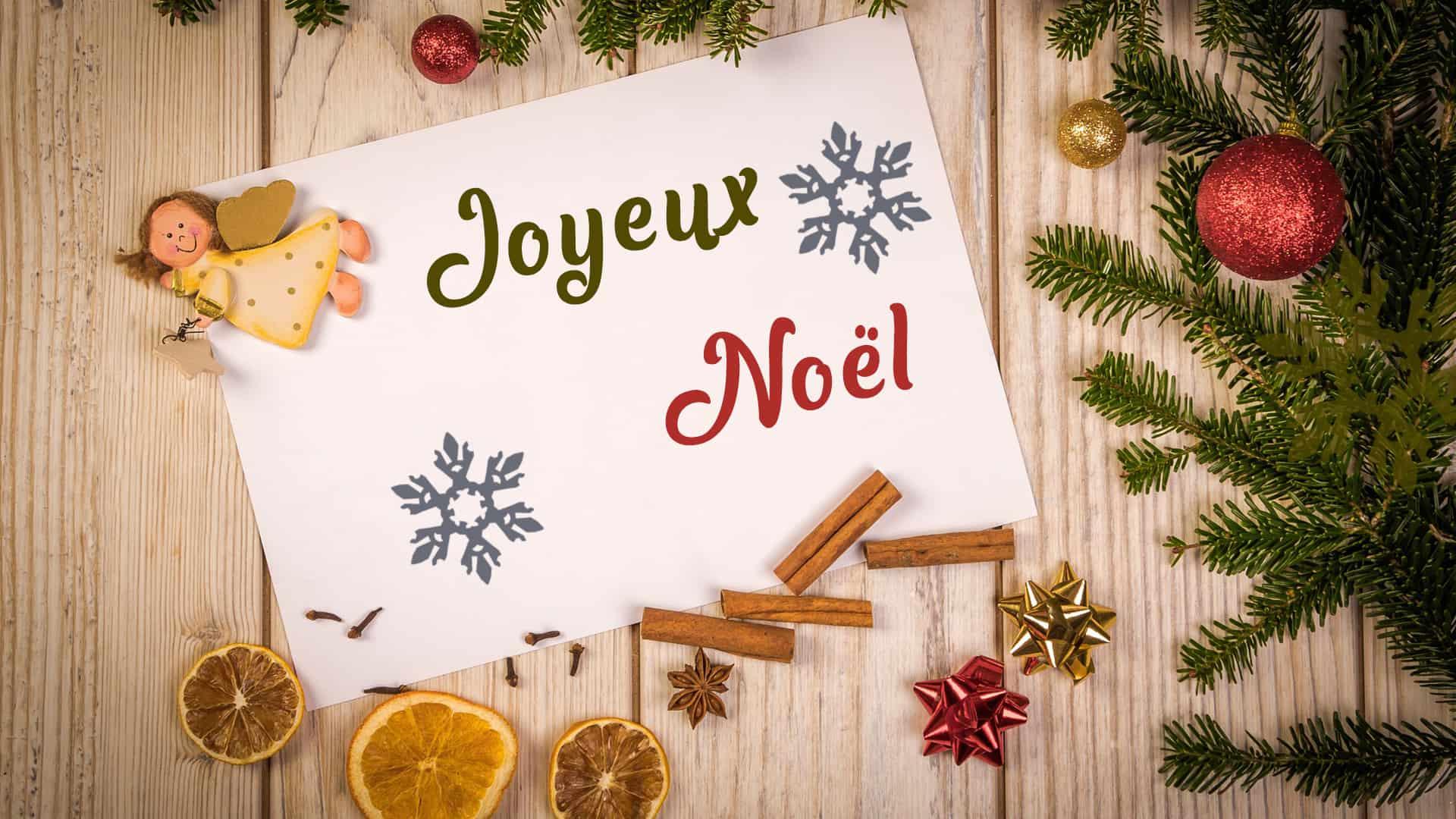 Fond D Ecran Noel Le Carnet De Calli