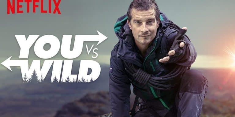 Netflix, You vs wild, Bear Grylls,