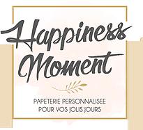 hapiness moment logo