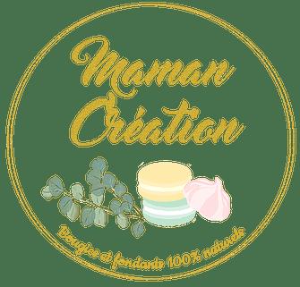 maman création logo