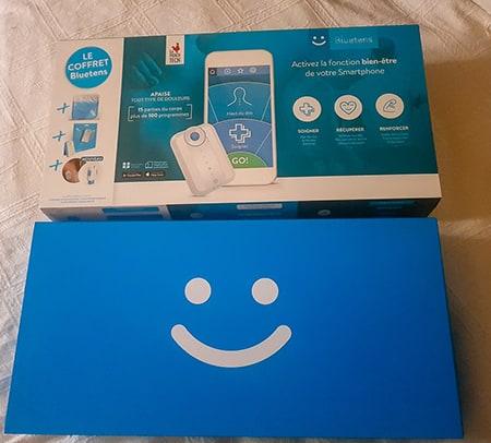 Kinésithérapie, Bluetens, Soin, Santé, electrostimulation, douleur, soins, Bluetens electrostimulateur