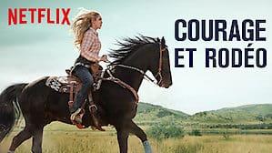 Netflix,  rodéo, equitation western