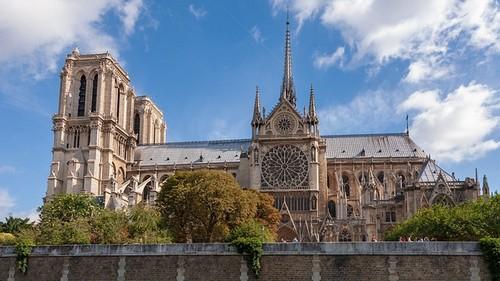 Notre-Dame, Spectacle, Paris, Incendie, le carnet de calli