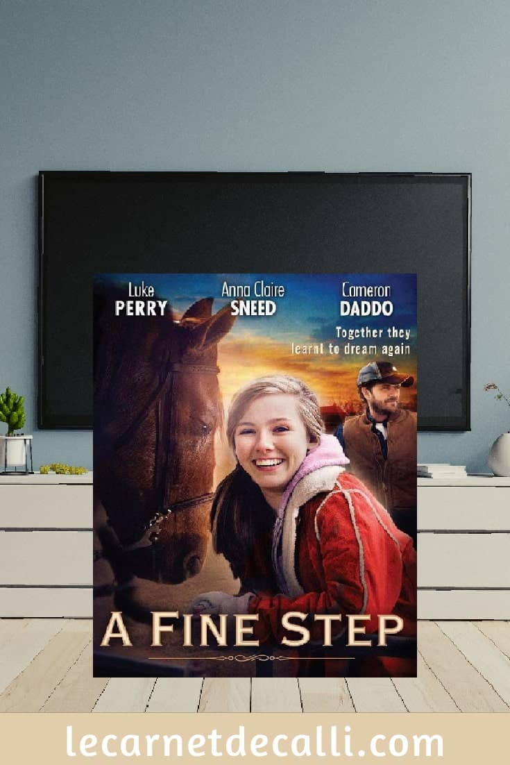 Fandango film, Equitation, Chevaux, le carnet de calli