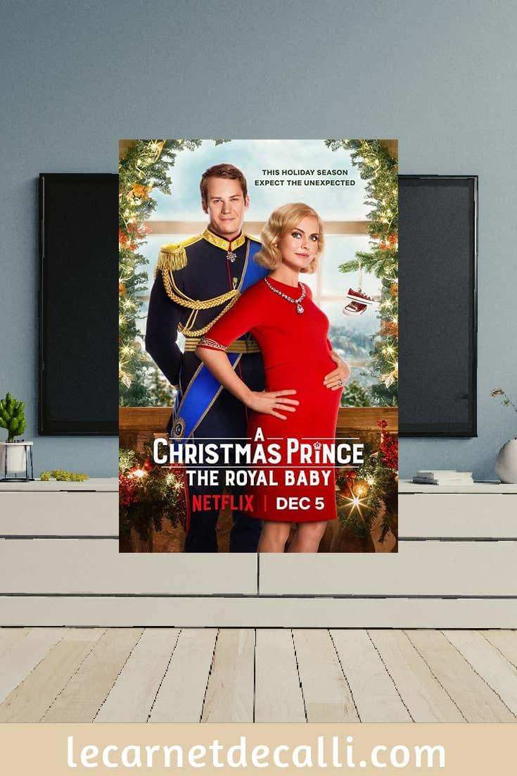 A christmas prince : the royal baby, Netflix