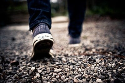 l'incertitude du chemin de ma vie, ou vais-je aller, que vais-je devenir.