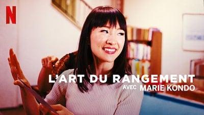 L'art du rangement avec Marie Kondo, série Netflix