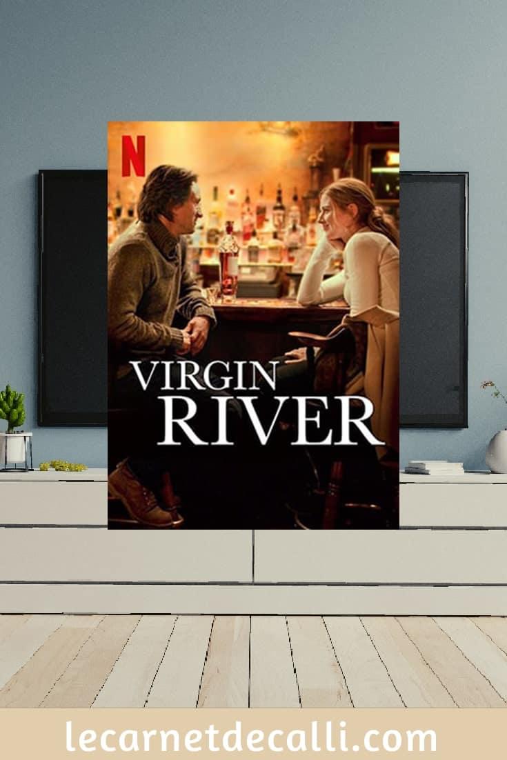 Virgin river, série Netflix, image pour Pinterest