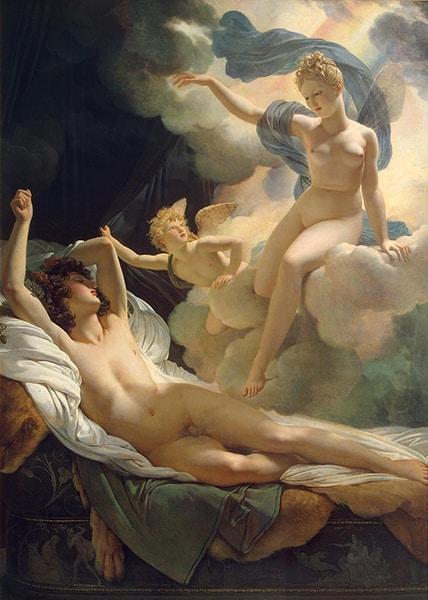 Morphée,Mythologie,homme ou femme,dormir
