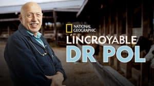 Série de l'incroyable Dr Pol sur Disney+