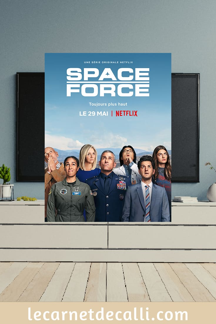 Space force,space force netflix,space force critique,space force avis