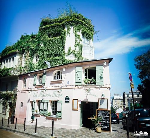 la maison rose restaurant montmartre