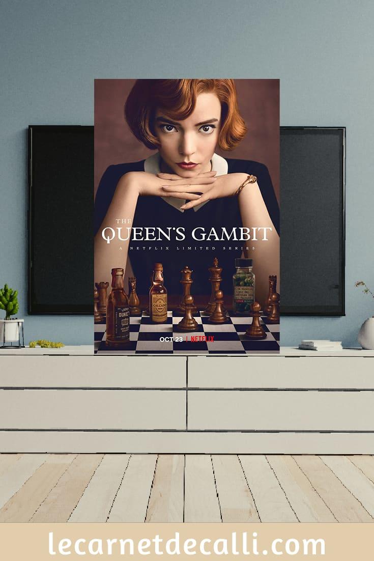 le jeu de la dame,le jeu de la dame netflix,le jeu de la dame livre,le jeu de la dame avis,le jeu de la dame critique